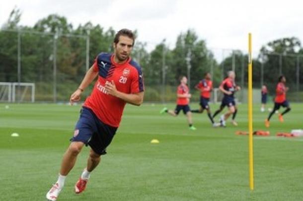 Arsenal Tinggalkan Dua Pemain Saat Jamu Kedatangan Olympiakos