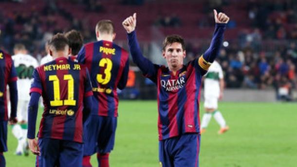 Bayern Leverkusen Jadi Tantangan Barcelona Untuk Jawab Keraguan