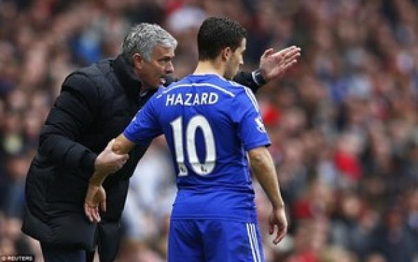 Hazard Bersiap Tunjukkan Kapsitasnya Untuk Jawab Kepercayaan Sang Pelatih