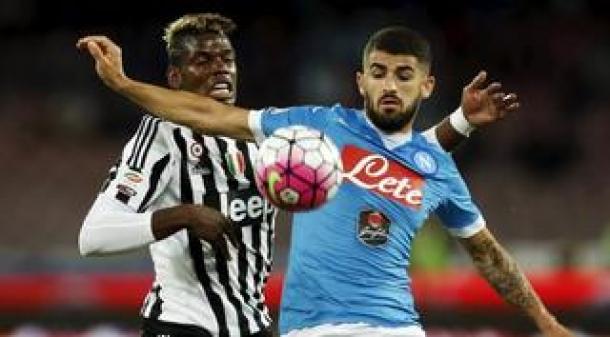 Juventus Bawa Pulang Kekalahan Dari Markas Napoli