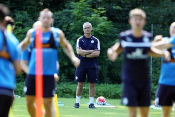 Ranieri Gunakan Pizza Sebagai Umpan Kemenangan Leicester City