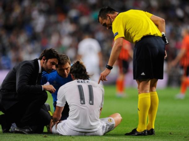 Bale Tinggalkan Real Madrid Saat Tantang PSG
