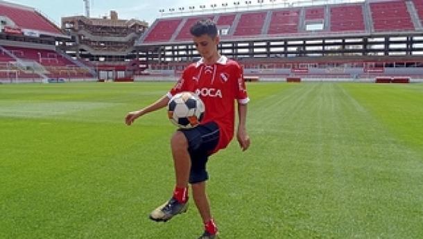 Bocah 15 Tahun Ini Resmi Menjadi Bagian Keluarga Real Madrid