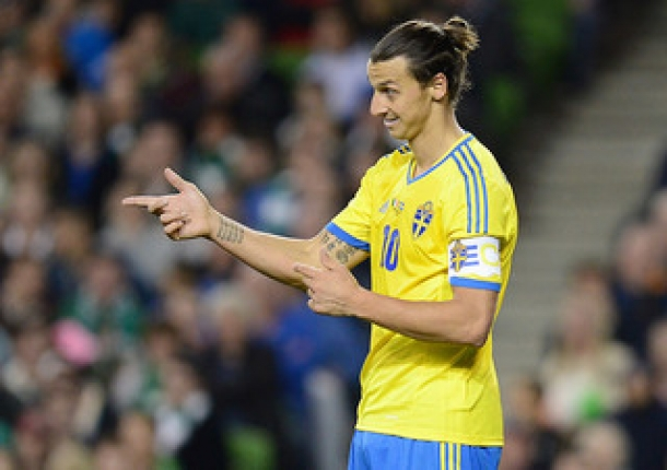 Komentar Ibrahimovic Soal Peluang Swedia Dibabak Play-off