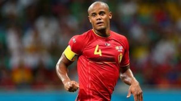 Kompany Tak Bisa Pimpin Belgia Saat Bentrok Dengan Andorra