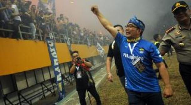 Petuah Ridwal Kamil Untuk Para Suporter Persib