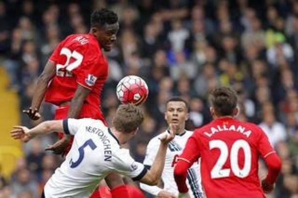 Tottenham Hotspur Biarkan Liverpool Curi Satu Angka