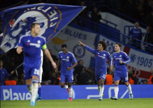 Chelsea Miliki Tekad Untuk Mencatatkan Kemenangan Beruntun