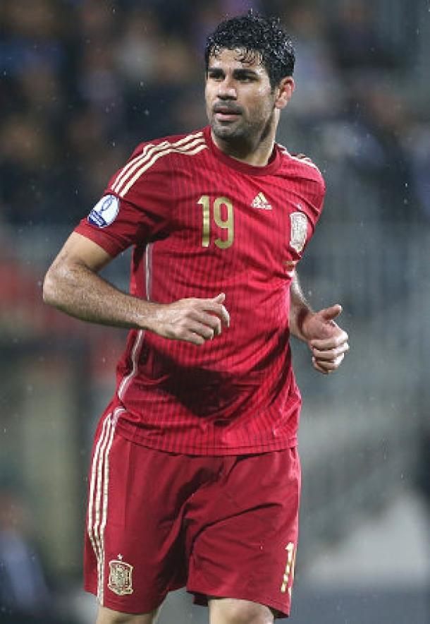 Costa Masih Belum Lupa Mengenai Cara Melesakkan Gol