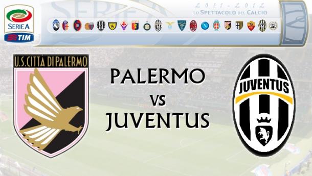 Perdiksi Skor Akhir Palermo Vs Juventus 30 November 2015