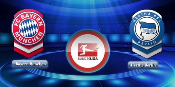 Prediksi Skor Akhir Bayern Munich Vs Hertha Berlin 28 November 2015