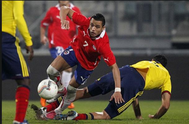 Prediksi Skor Akhir Chile Vs Kolombia 13 November 2015