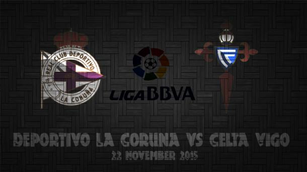 Prediksi Skor Akhir Deportivo La Coruna Vs Celta Vigo 22 November 2015