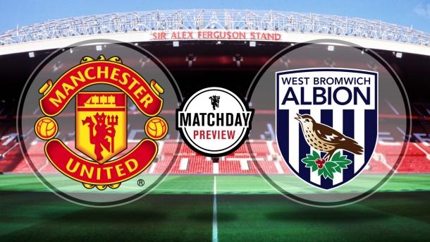 Prediksi Skor Akhir Manchester United Vs West Bromwich Albion 7 November 2015