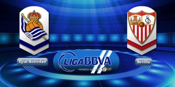 Prediksi Skor Akhir Real Sociedad Vs Sevilla 21 November 2015