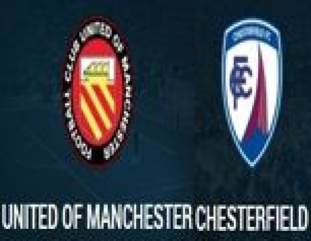 Prediksi Skor Akhir United Of Manchester Vs Chesterfield 10 November 2015