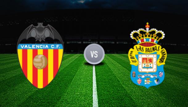 Prediksi Skor Akhir Valencia Vs Las Palmas 22 November 2015