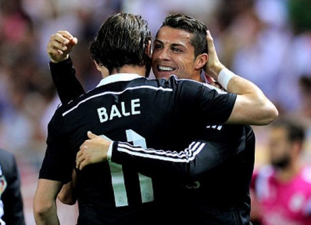 Ronaldo Tak Anggap Bale Sebagai Ancaman