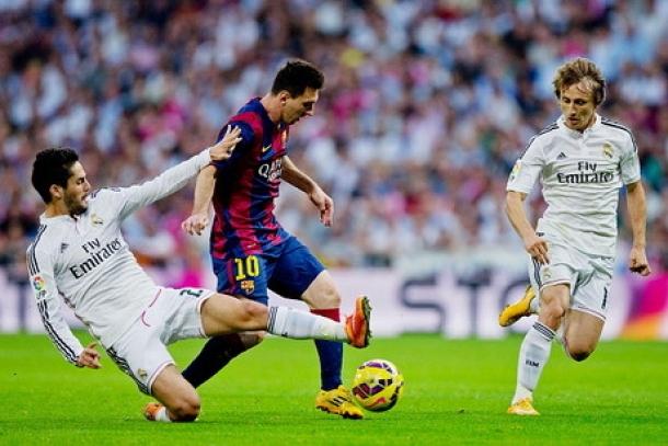 Xavi Anggap Barca Dan Madrid Hanya Selevel Jika Messi Tak Bermain