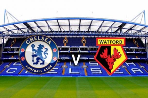 Prediksi Skor Akhir Chelsea Vs Watford 26 Desember 2015