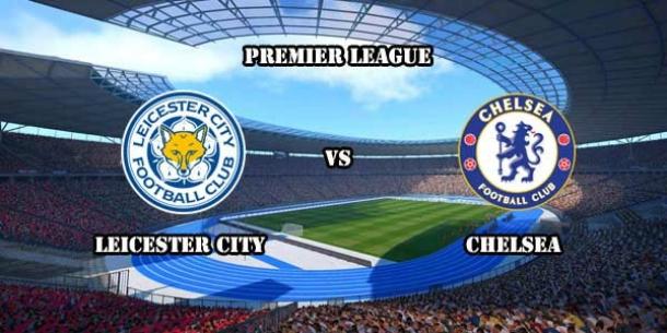 Prediksi Skor Akhir Leicester City Vs Chelsea 15 Desember 2015