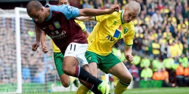 Prediksi Skor Akhir Norwich City Vs Aston Villa 28 Desember 2015