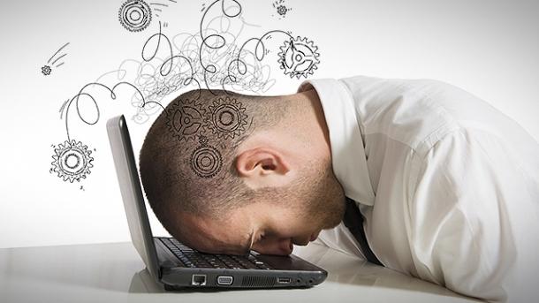Stres Picu Resiko Peningkatan Terjadinya Demensia