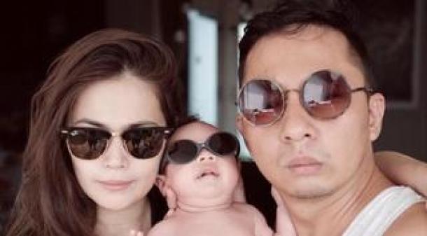 Guyonan Ringgo Untuk Foto Bayinya Di Instagram