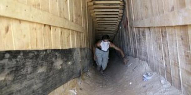 Hamas Ternyata Buat Terowongan Bawah Tanah Ke Israel