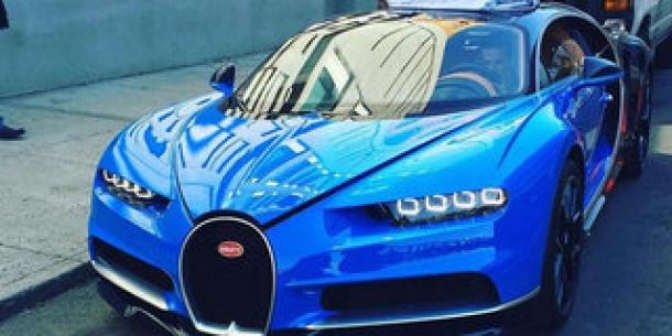 Mobil Terbaru Dari Bugatti Sudah Hiasi Jalanan Di New York
