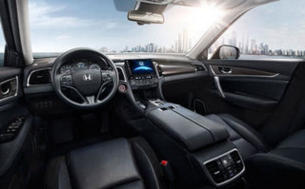 New Honda Avancier Jadi Jagoan Baru Untuk Pasar Mobil