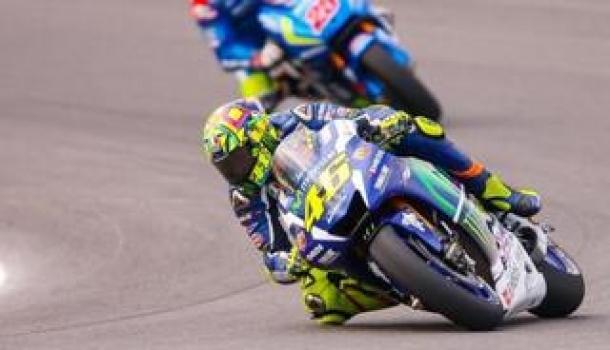 Rossi Ungkap Penyebab Dirinya Terjatuh Di GP Austin