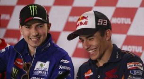 Rumor Lorenzo Duet Dengan Marquez Dibantah Petinggi Honda