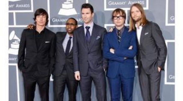 Maroon 5 Meriahkan Pernikahan Anak Milyader Rusia