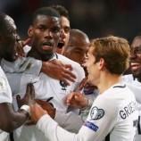 Prediksi Prancis vs Swedia