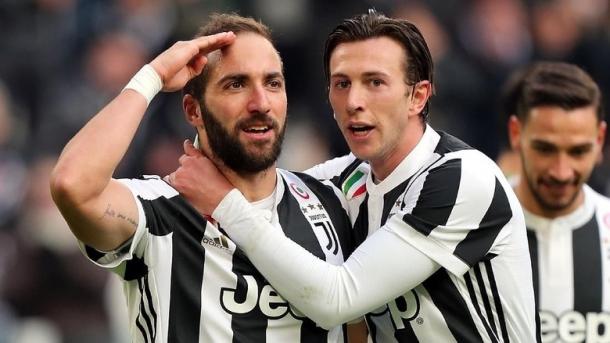 Juventus Santai Memikirkan Laga Melawan Spurs