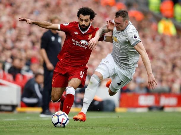 Liverpool Akan Ungguli United Untuk Posisi Dua Klasemen Liga