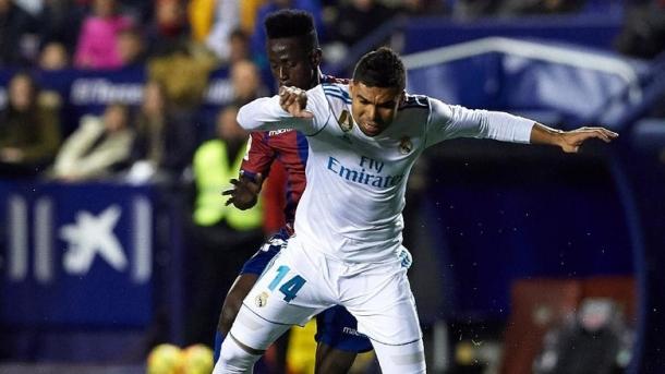 Madrid Belum Menelan Kekalahan Saat Melawan PSG