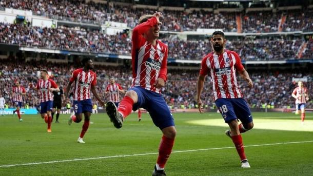 Atletico Madrid Terus Berusaha Meyakinkan Griezmann