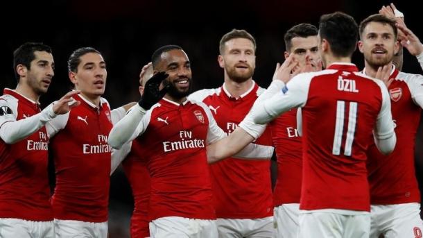 Perjalanan Mudah Arsenal Dann Atletico Madrid Mencapai Babak Semifinal