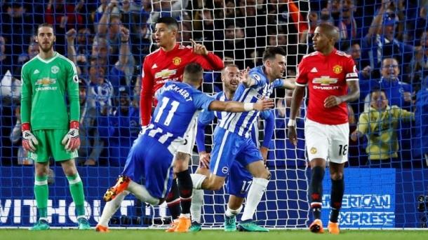 Brighton Tetap Bertahan Di Premier League Setelah Menang Dari United