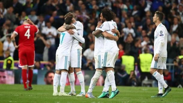 Madrid Kini Hanya Tinggal Menunggu Lawan Di Babak Final