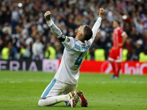 Ramos Sebut Timnya Lebih Baik Ketimbang Bayern