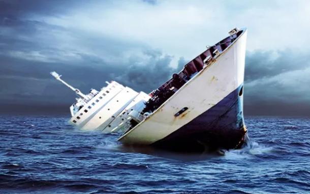Kapal Bertabrakan Di Perairan Tokyo