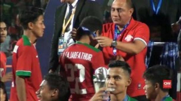 Timnas U-16 Dijanjikan Bonus Oleh Edy Rahmayadi