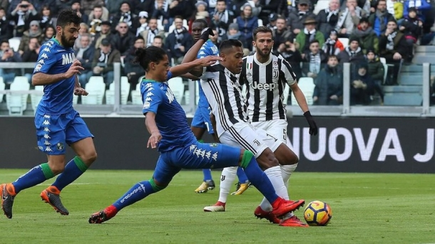 Bisakah Sassuolo Menghentikan Laju Juventus?