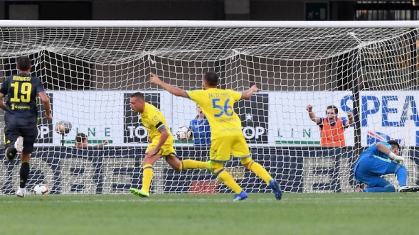 Chievo Terkena Pengurangan Poin Karena Memanipulasi Transfer Pemain