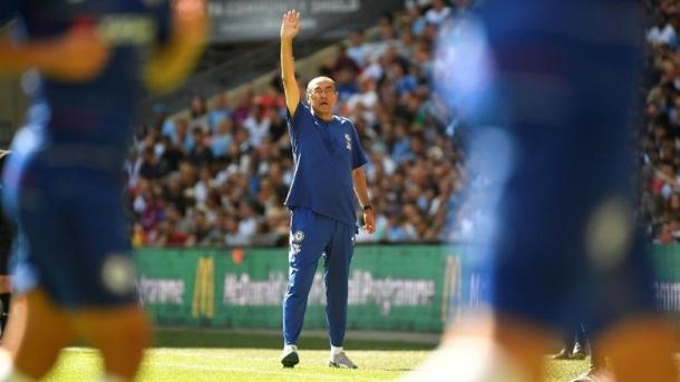 Pendapat Sarri Mengenai Perbedaan Sepakbola Di Inggris Dan Italia