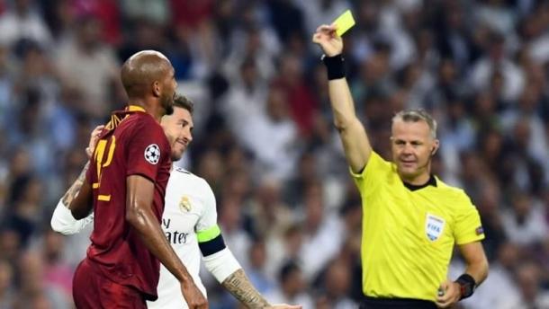 Ramos Pemain Paling Banyak Mendapatkan Kartu Kuning Di Liga Champions