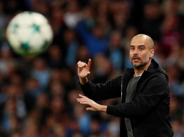 Hanya Ada Manchester City Saja Di Inggris Yang Ada Dalam Pikiran Guardiola